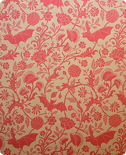Elysian Fields in Antique Pink by Flavor Paper